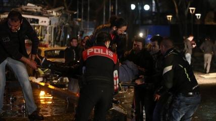 Turchia: esplosione autobomba al centro di Ankara, 34 morti e 125 feriti gravi